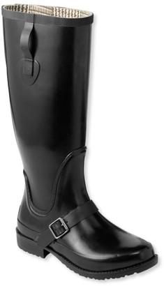 L.L. Bean Women's L.L.Bean WelliesA Rain Boots, Tall