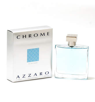 Azzaro Chrome Eau de Toilette, 3.4 fl. oz.