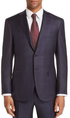 Canali Plaid Classic Fit Sport Coat - 100% Exclusive