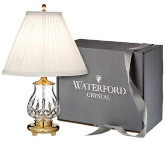 Waterford Lismore Lead Crystal Table Lamp