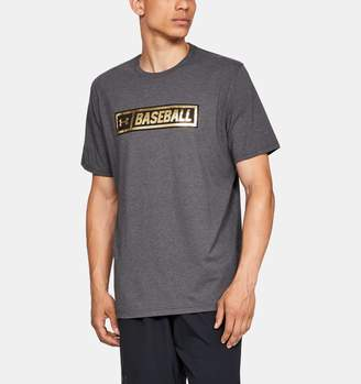 Under Armour Men's UA Baseball Short Sleeve