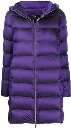 Rrd quilted coat