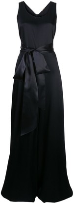 ADAM by Adam Lippes bow tie slip dress