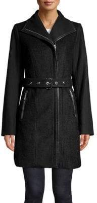 T Tahari Classic Long-Sleeve Jacket