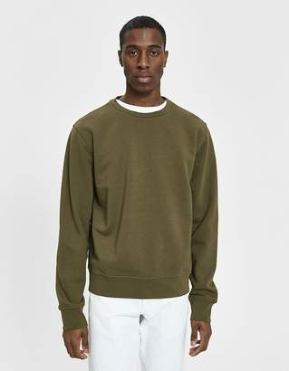 Maison Margiela Elbow Patch Crewneck Sweatshirt