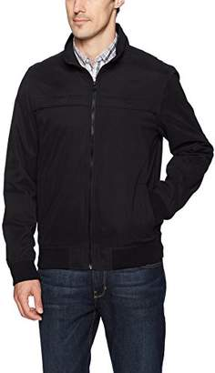 Dockers Clayton Microtwill Golf Bomber Jacket