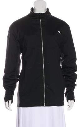 Kjus Long Sleeve Zip-Up Jacket