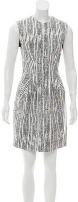 L'Agence Woven Sleeveless Dress
