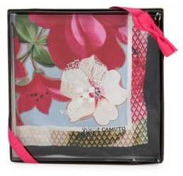Vince Camuto Boxed Floral Silk Scarf