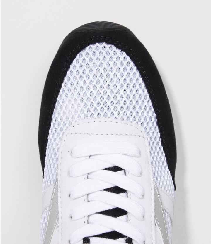 Express Mesh Topped Sneaker