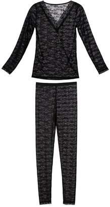 Pink Label Truda Pajama Set