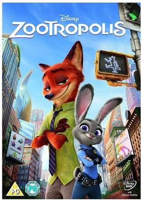Disney ZOOTROPOLIS DVD