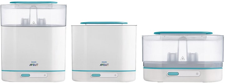 Avent Naturally 3-in-1 Electric Steam Sterilizer