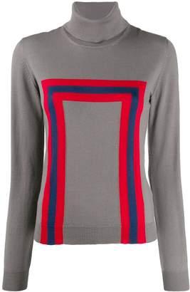 Stella Jean geometric print jumper