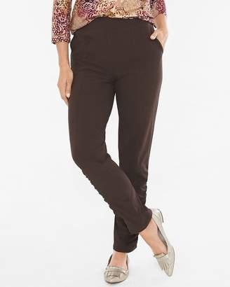 Zenergy Lightweight Neema Ruched-Detail Pants
