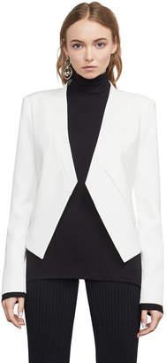 BCBGMAXAZRIA Lloyd Open-Front Layered Jacket
