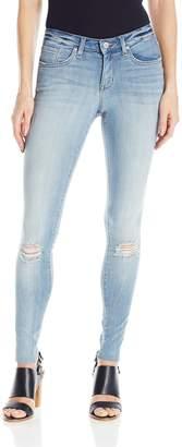 William Rast Women's Willliam Perfect Skinny Jean, White