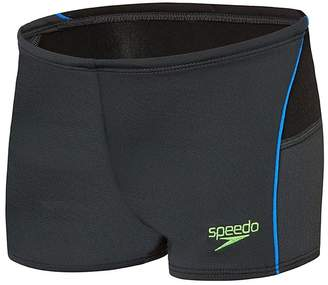 Speedo Toddler Boys Logo Aquashort