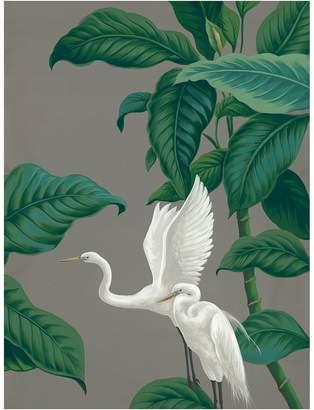 Urban Road Paper Crane III Canvas Print, 60 x 90cm
