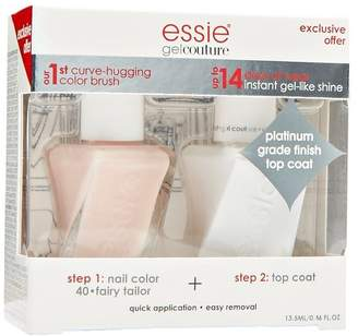 Essie Gel Couture Fairy Tailor Gel Polish Kit