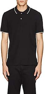 ATM Anthony Thomas Melillo Men's Pima Cotton Piqué Polo Shirt - Black
