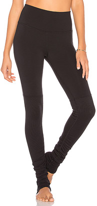 alo High Waist Goddess Legging in Black $112 thestylecure.com