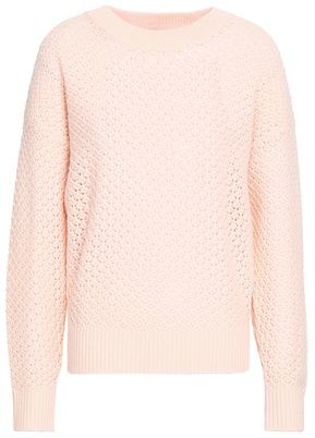 Joie Pointelle-Knit Sweater