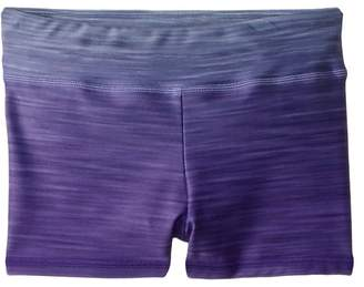 Bloch Gradient Print Shorts Girl's Shorts