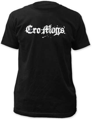 Impact Cro-Mags Punk Rock Thrash Band Logo Adult Fitted Jersey T-Shirt Tee