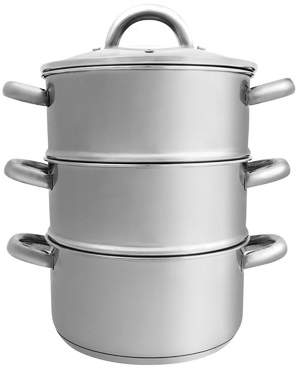 18cm Double Handled Steamer Tower