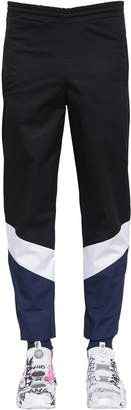 Vetements Mustermann Color Block Track Pants