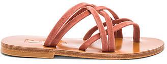 K. Jacques Aloes Sandal