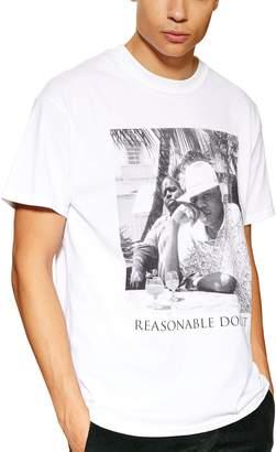 Topman Jay-Z & Biggie Graphic T-Shirt