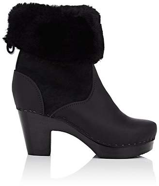 NO. 6 Women's Shearling-Lined Mid-Calf Boots