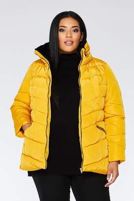 2ec86d930a4 Yellow Plus Size Outerwear - ShopStyle Australia