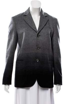 RED Valentino Wool Ombre Blazer