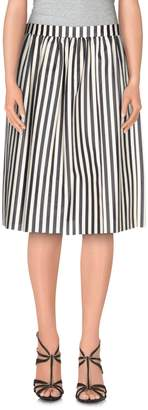 Drome Knee length skirts - Item 35278889SQ