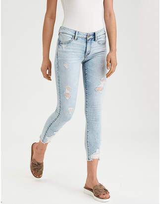 American Eagle AE Ne(X)t Level Jegging Crop