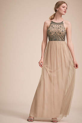 Anthropologie Lachlan Wedding Guest Dress