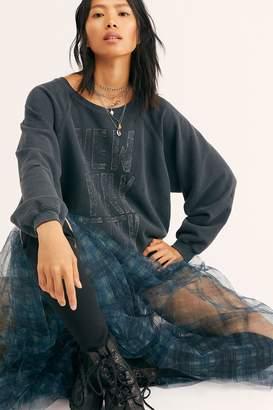 Original Retro Brand Black Label New York New York Pullover