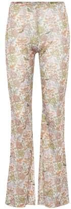 Acne Studios Floral pants