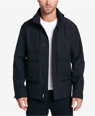 DKNY Hooded Performance Jacket