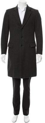 BLK DNM Wool Trench Coat