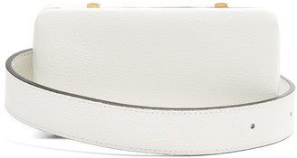 LUTZ MORRIS Evan small grained-leather belt bag