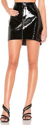 One Teaspoon 2020 Patent Mini Skirt