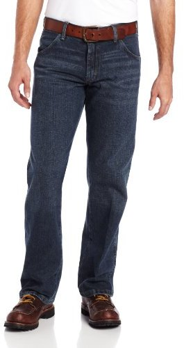 Wrangler Men's Silver Edition Regular Fit Boot Cut