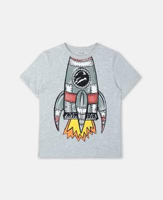 Stella McCartney Shuttle Cotton T-Shirt, Men's