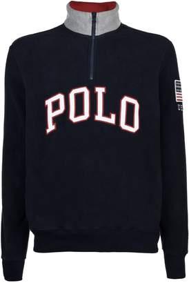 Polo Ralph Lauren Fleece USA Hoodie