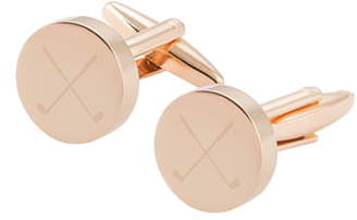 Cathy's Concepts Golf Cuff Links