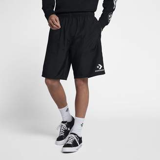 Converse Star Chevron Mens Woven Shorts